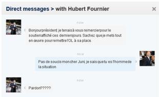 Les (faux) DM de Jean-Michel Aulas passés au peigne fin.