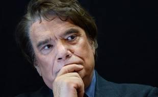 Bernard Tapie, le 15 novembre 2013