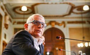 Pierre Cohen, l'ancien maire socialiste de Toulouse, aujourd'hui membre de Génération-s.