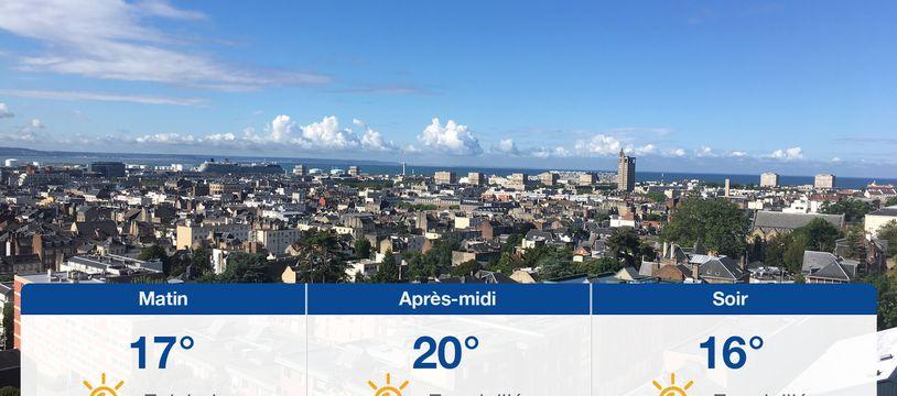 Météo Le Havre: Prévisions du dimanche 13 juin 2021