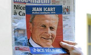 Il voulait briguer la mairie de Nice.