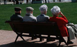 Des retraités (illustration).