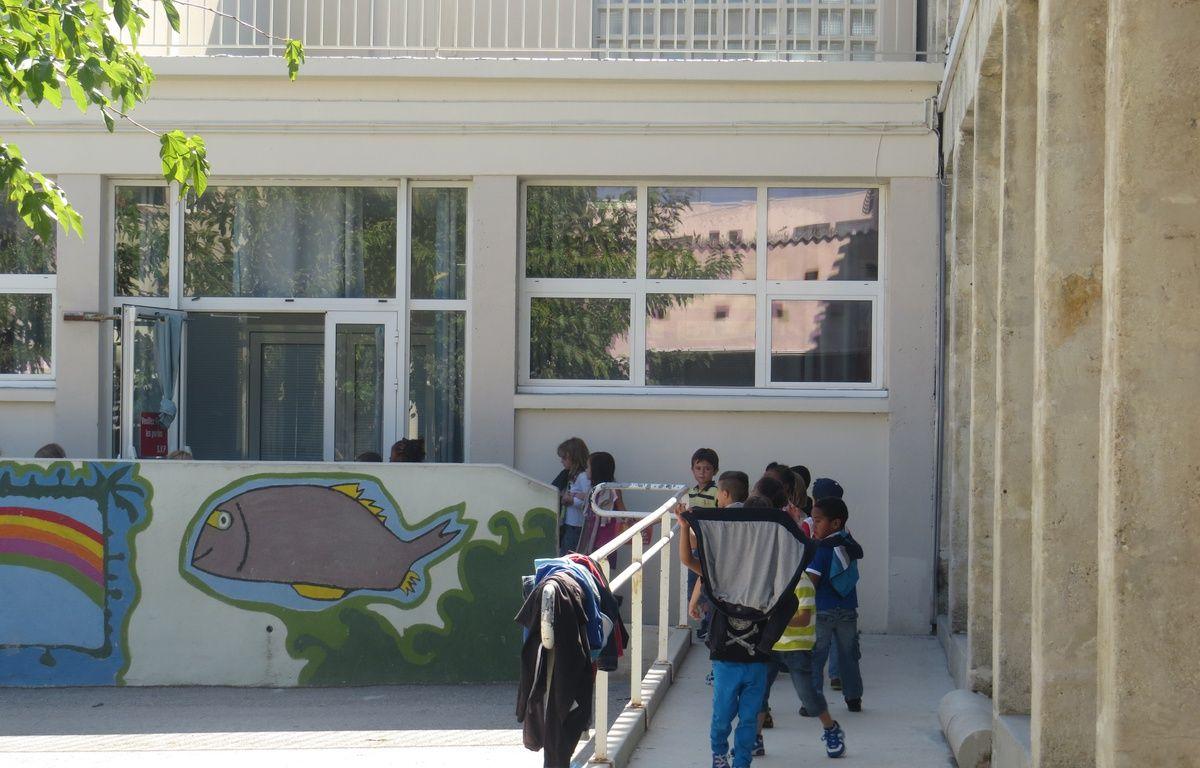 Une école à Marseille (phot d'illustration) – Amandine Rancoule / 20 Minutes