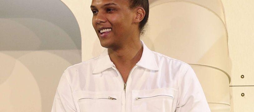 L'artiste Stromae.