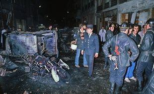 L'attentat de la rue Copernic a fait quatre morts et 46 blessés en 1980.