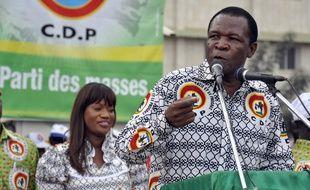 François Compaoré, le frère de l'ancien président déchu burkinabé Blaise Compaoré