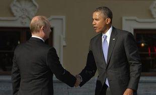 Le président des Etats-Unis Barack Obama et son homologue russe Vladimir Poutine peuvent-ils s'entendre sur la Crimée?