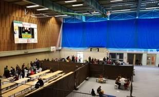 Un gymnase ouvert temporairement pour les demandeurs d'asile (Archives)