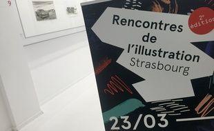 Au musée Tomi Ungerer. Strasbourg le 28 février 2017.