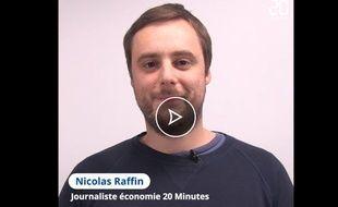 Nicolas Raffin, journaliste économie à 20 Minutes, vous explique la réforme du prélèvement à la source.