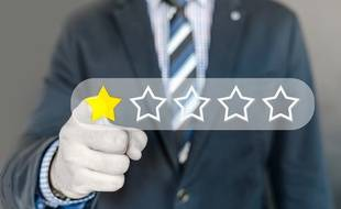 Arrêtez de vous sous-évaluer, vous méritez cinq étoiles.
