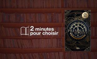 «Presque Minuit» par Anthony Combrexelle chez 404 Editions (352 p., 16€).