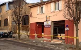 Attaque contre un kebab voisin de la mosquée de Villefranche-sur-Saône le 8 janvier