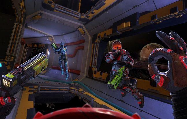Space Junkies, développé par Ubisoft.