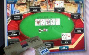 Le poker en ligne peut coûter cher...