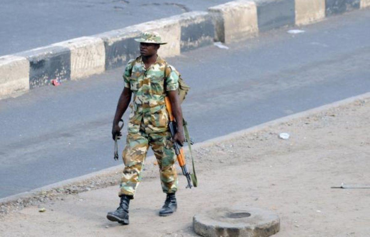 Une explosion présumée s'est produite mardi dans un centre commercial dans la capitale nigériane d'Abuja, a indiqué l'agence des situations d'urgence (NEMA) dans un communiqué. – Pius Utomi Ekpei afp.com
