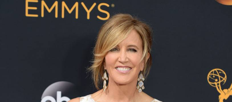 L'actrice Felicity Huffman