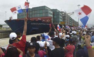 Le canal de Panama a fait peau neuve après neuf ans de travaux