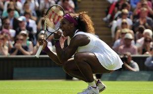 Serena Williams se dirige tout droit vers un cinquième titre à Wimbledon, dont aura bien du mal à la priver la Polonaise Agnieszka Radwanska, novice à ce niveau, samedi en finale