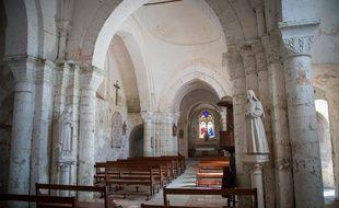 (Photo d'illustration) Une église vide.