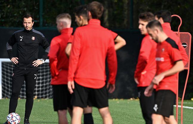 Stade Rennais: Julien Stéphan veut «oublier le contexte et ne penser qu'au jeu»