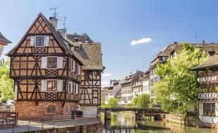 Comment résister au charme pittoresque du paysage strasbourgeois?
