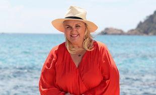 Valérie Damidot dans Les plus belles vacances sur TF1
