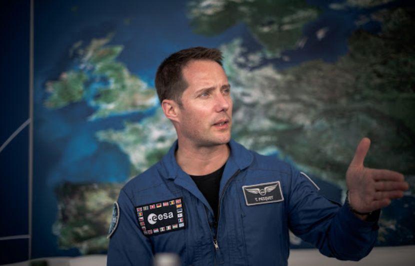 Thomas Pesquet: «Aujourd'hui, la Lune pourrait devenir ma prochaine destination»
