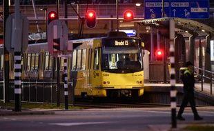 La fusillade a eu lieu lundi dans un tramway d'Utrecht aux Pays-Bas.
