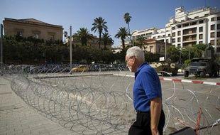L'ambassade de France sera fermée à Tunis vendredi, jour de prière dans les mosquées.
