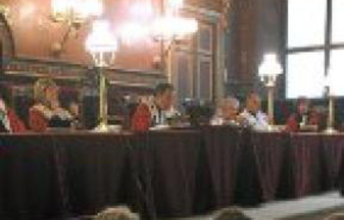 La cour d'appel de Toulouse. –  F. SCHEIBER / ARCHIVES 20 MINUTES