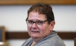 Dominique Cottrez, condamnée pour infanticides en 2015.