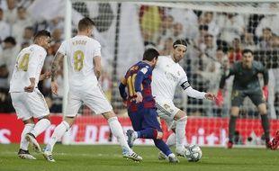 La Liga va reprendre le 11 juin avec notamment la lutte pour le titre entre le Barça et le Real Madrid.