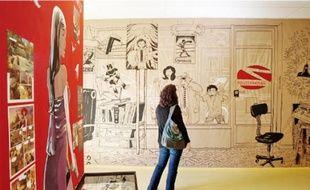 Le festival organise plusieurs expositions et des rencontres avec les auteurs.