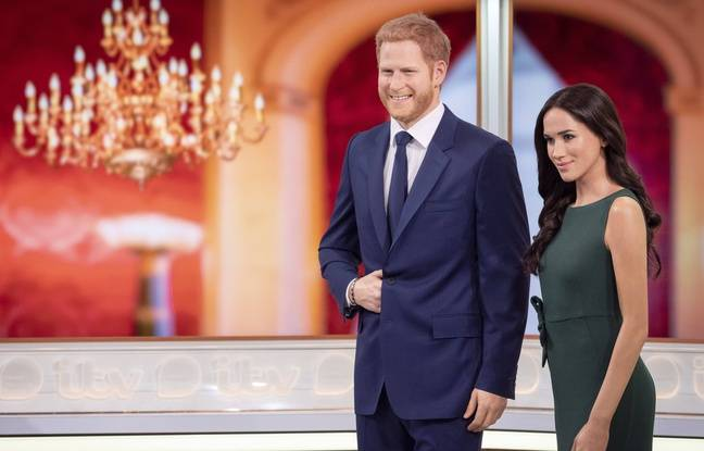 Le musée Madame Tussauds de Londres retire Harry et Meghan de la collection « Famille royale »
