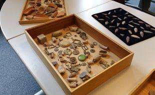 Strasbourg: Plus de 1.000 objets archéologiques antiques saisis par la douane