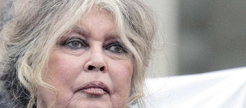 Brigitte Bardot, en 2007.