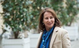 Ségolène Royal, ministre de l'environnement. Paris, FRANCE - 18/02/2016./CHAMUSSY_lcham023/Credit:CHAMUSSY/SIPA/1602181713