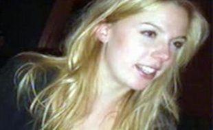 Sussanna Zetterberg, l'étudiante suédoise retrouvée morte le 19 avril 2008 en forêt de Chantilly.