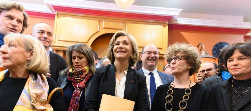Valérie Pécresse s'investit personnellement dans la bataille des municipales.