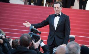 Gad Elmaleh au Festival de Cannes, en mai 2016.