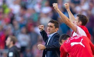 L'entraîneur de Stuttgart a été remercié après 7 matchs