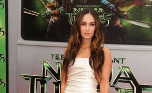 L'actrice Megan Fox