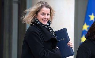 Barbara Pompili, le 8 mars 2017 à Paris.