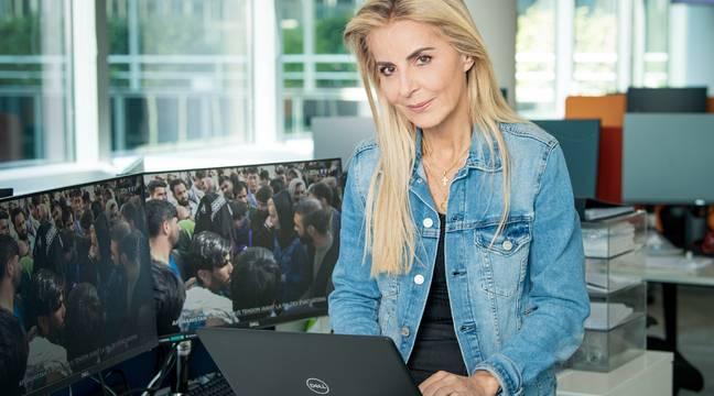 Afghanistan : « A Kaboul, rien n'aurait pu m'empêcher de faire mes reportages », affirme Liseron Boudoul, grand reporter pour TF1