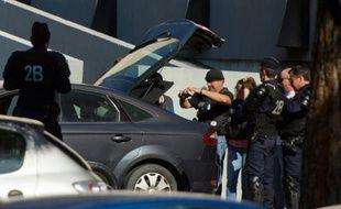 Illustration d'une opération  anti-drogue, ici le 15 juin 2015 à La Castellane à Marseille.