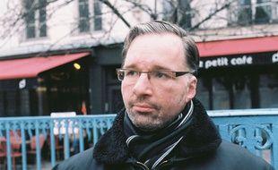 Maxime Gaget, auteur de «Ma compagne, mon bourreau».