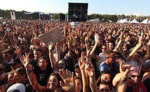 Près de 278.000 spectateurs avaient assisté aux Vieilles Charrues l'an dernier.