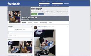 """Le compte Facebook """"MDR o Baumettes"""" est un """"phénomène de posture"""" qui cache derrière """"une insalubrité de cette prison qui n'a pas évolué depuis 2012""""."""