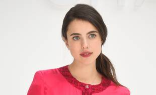 L'actrice Margaret Qualley
